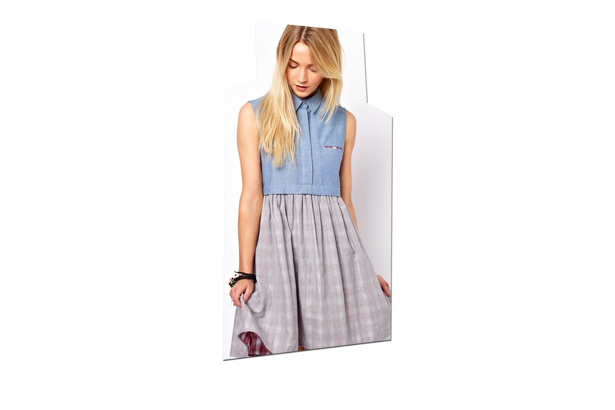 Fashion Shirt dress Asos