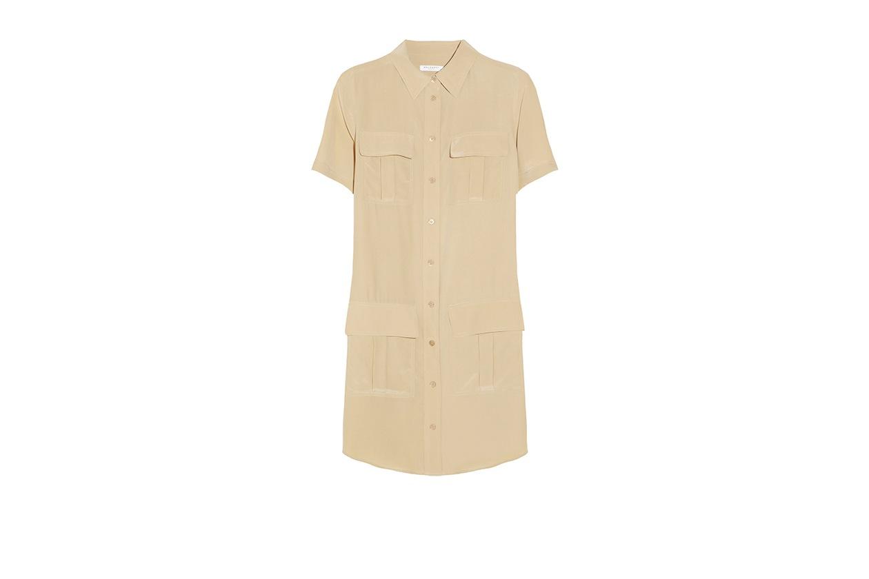 Fashion Shirt dress Equipment
