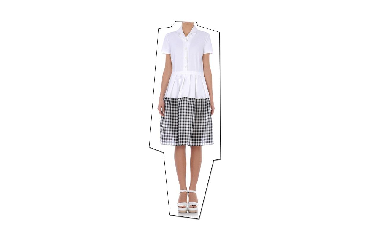 Fashion Shirt dress Jil Sander