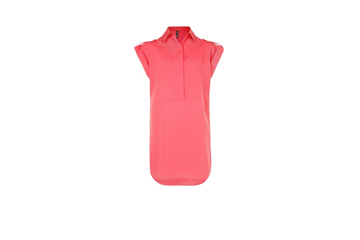 Fashion Shirt dress Mango