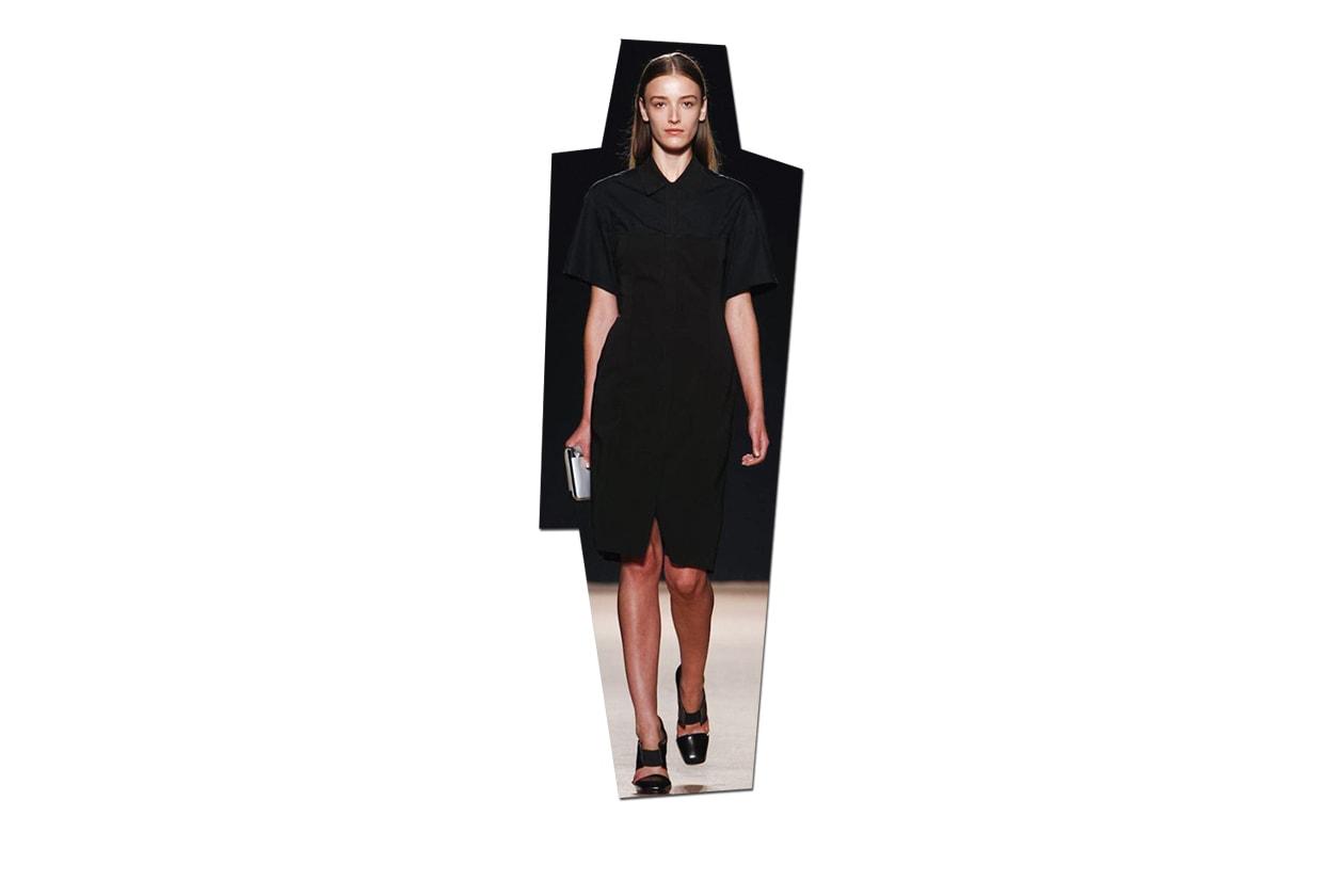 Fashion Shirt dress Marco de Vincenzo 28