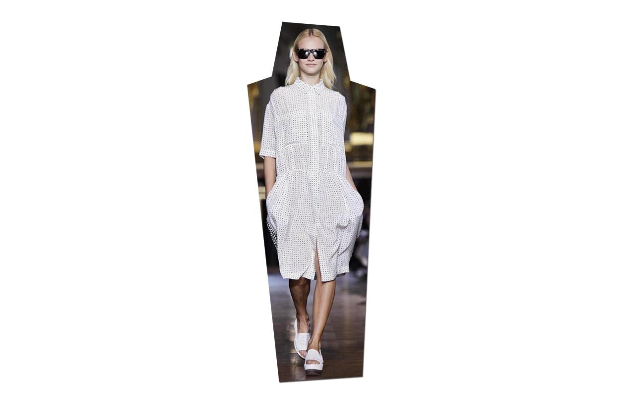 Fashion Shirt dress Stella Mccartney 19