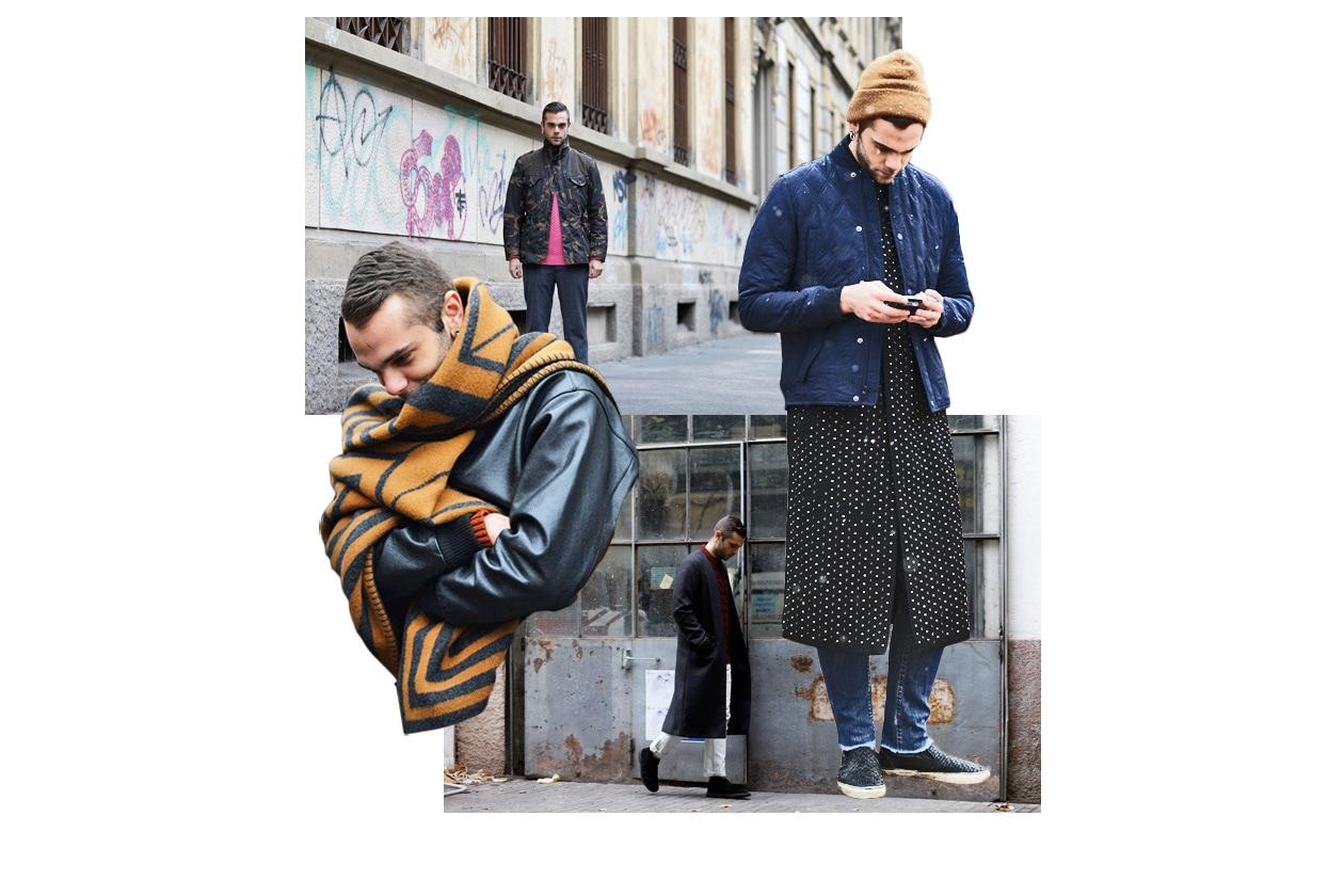 Fashion Simone itboy collage by Kiara Sharde'