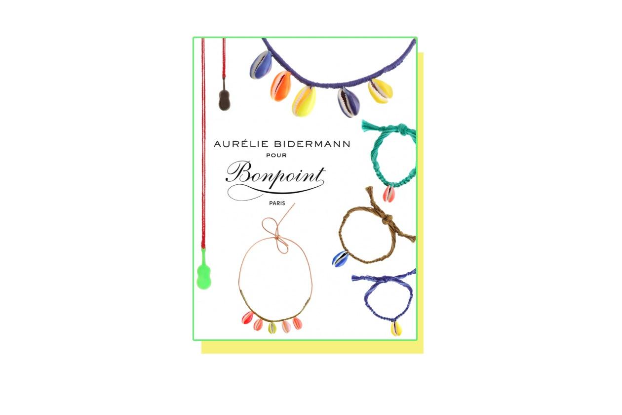 Fashion Top list Sirene I bijoux di Aurelie Bidermann per Bonpoint Paris