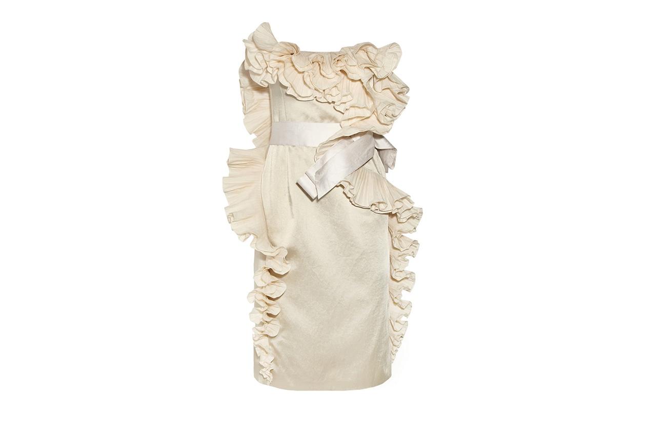 Fashion Top list Sirene L'abito spumoso di Lanvin