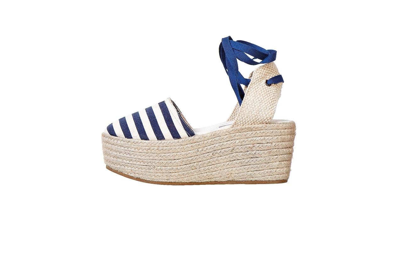 Fashion Zeppe Corda A'TROIS SS13