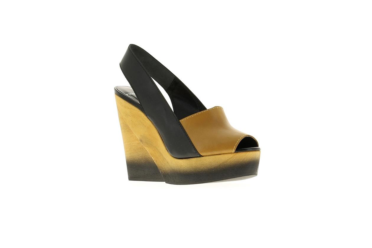 Fashion Zeppe Legno pierre hardy