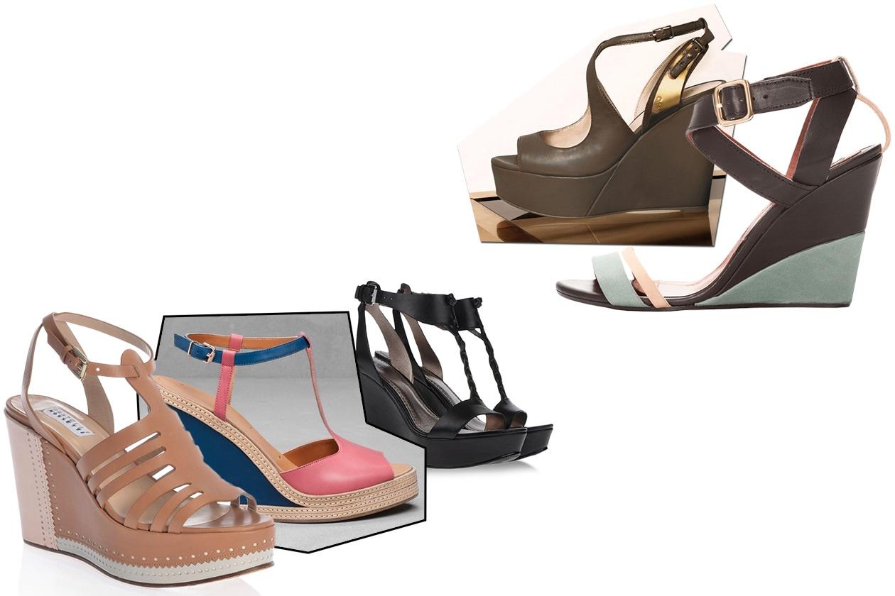 Fashion Zeppe Pelle &0