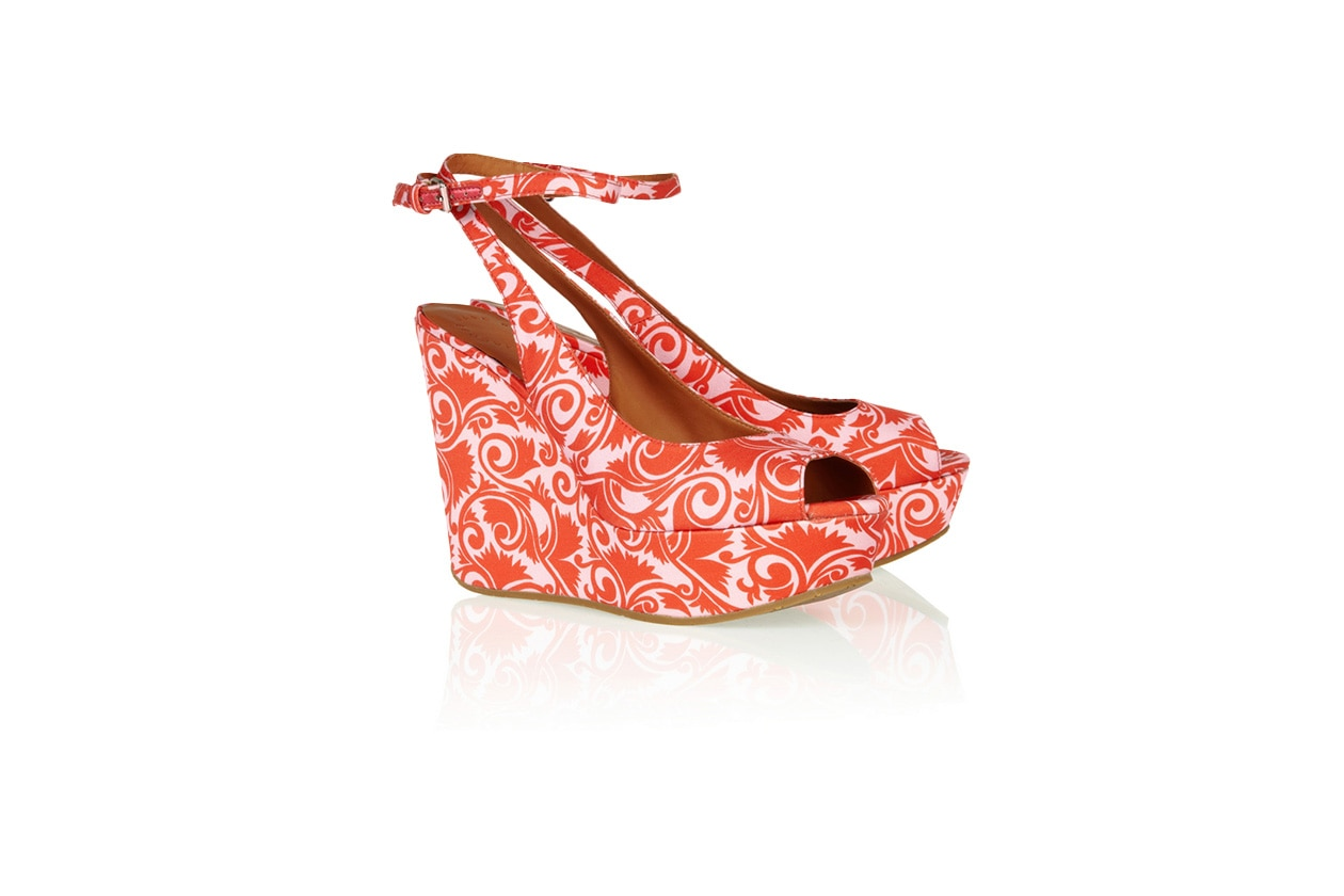 Fashion Zeppe Pelle Tessuto marc by marc