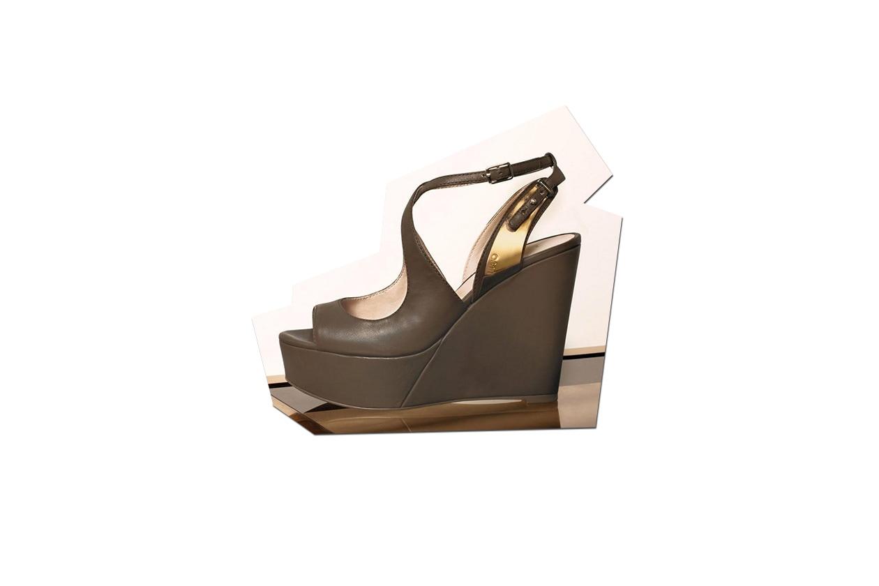 Fashion Zeppe Pelle liu jo