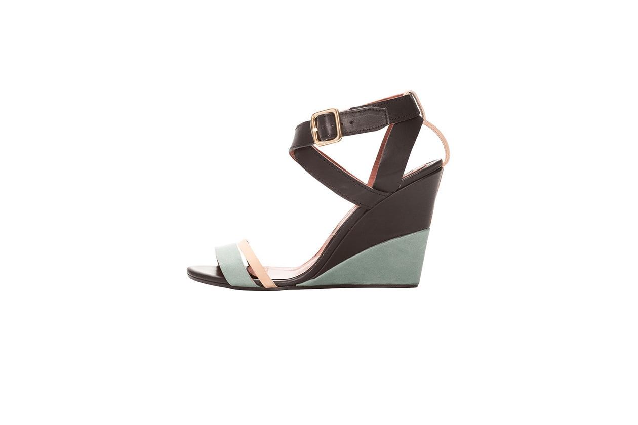Fashion Zeppe Pelle max&co