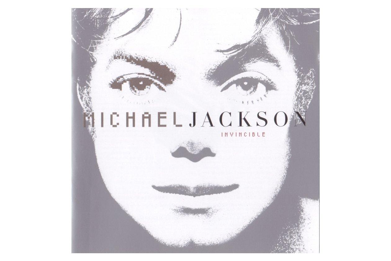 Michael Jackson   Invincible   2001