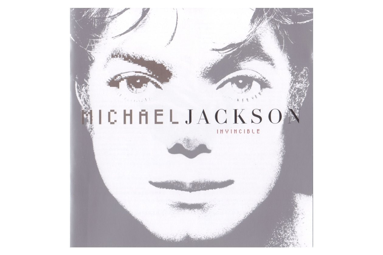 Michael Jackson   Invincible   2001