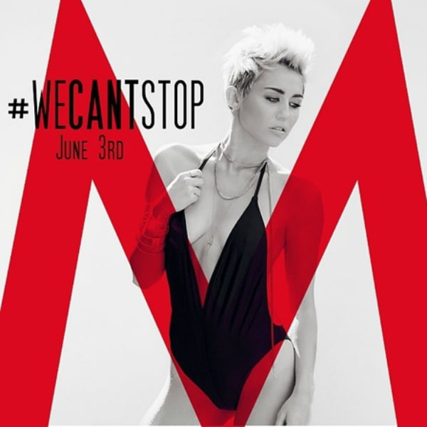 Miley Cyrus lancia il nuov singolo «We Can't Stop»