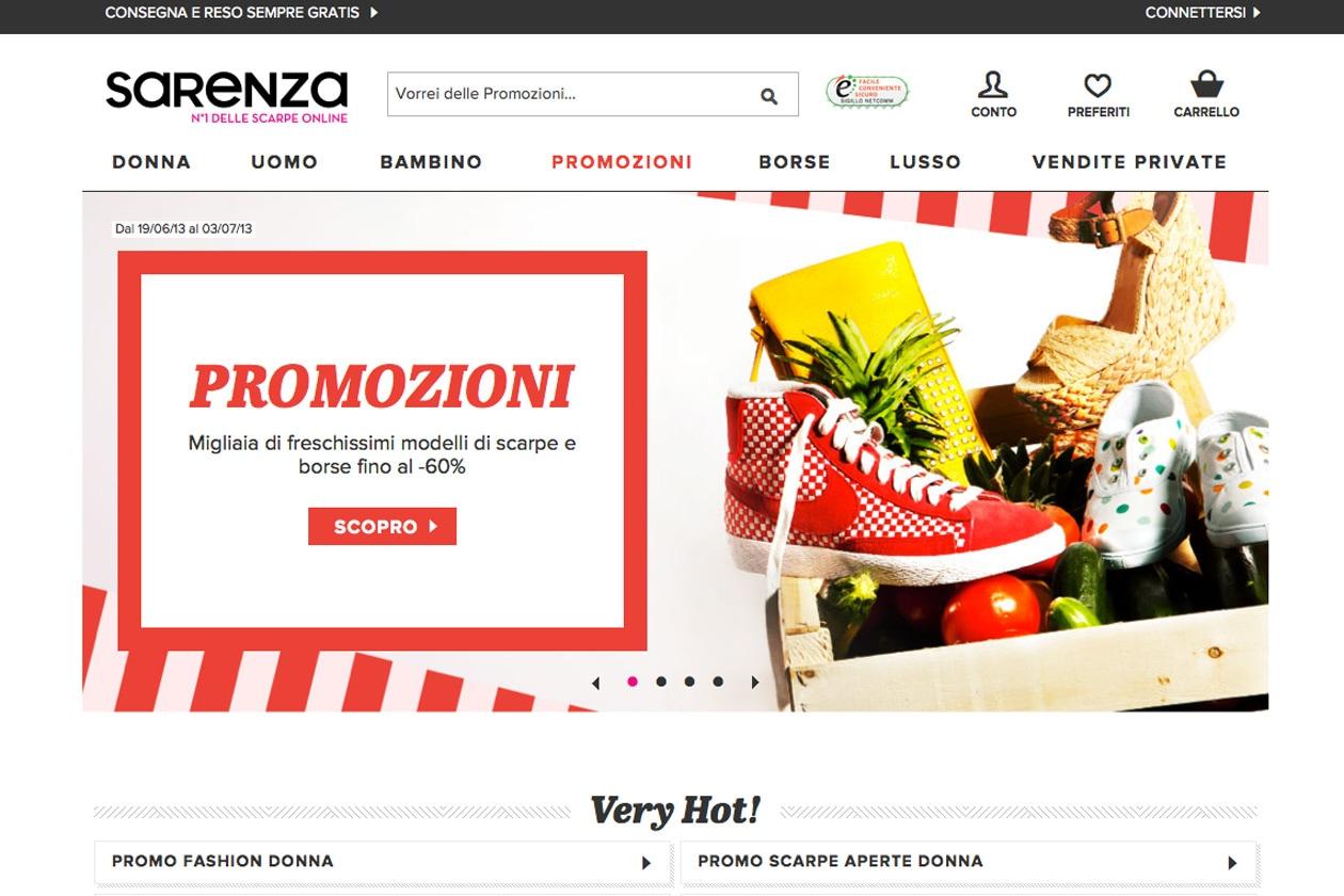 Saldi estivi: le occasioni online Grazia.it