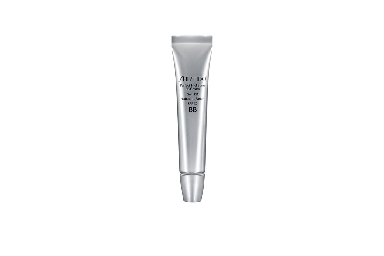 Shiseido ha messo a punto la Perfect Hydrating BB Cream, una crema multifunzionale che assicura un finish perfetto e protegge dai raggi UV