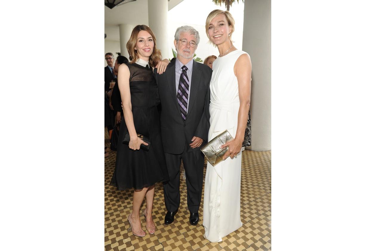 Sofia Coppola, George Lucas e Nicola Maramotti
