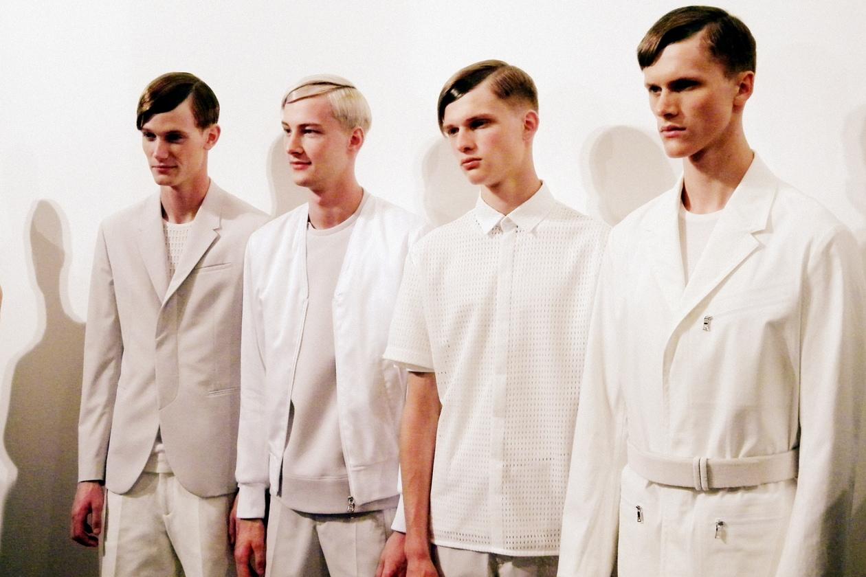 Total white: l'anima più chic della collezione