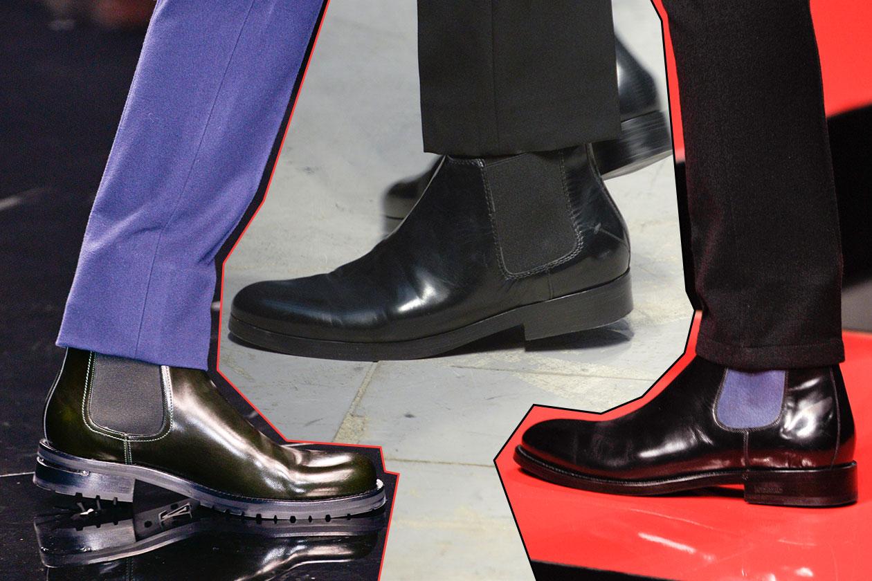Fashion Accessori temi al maschile Beatle boot