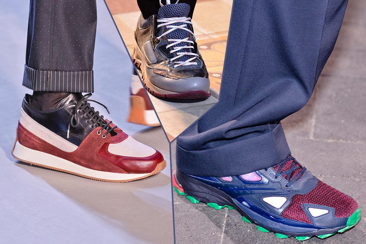 Fashion Accessori temi al maschile Sneaker