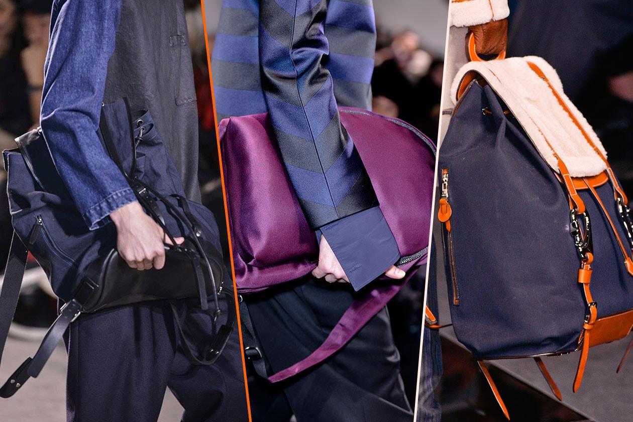 Fashion Accessori temi al maschile Zaino a braccio