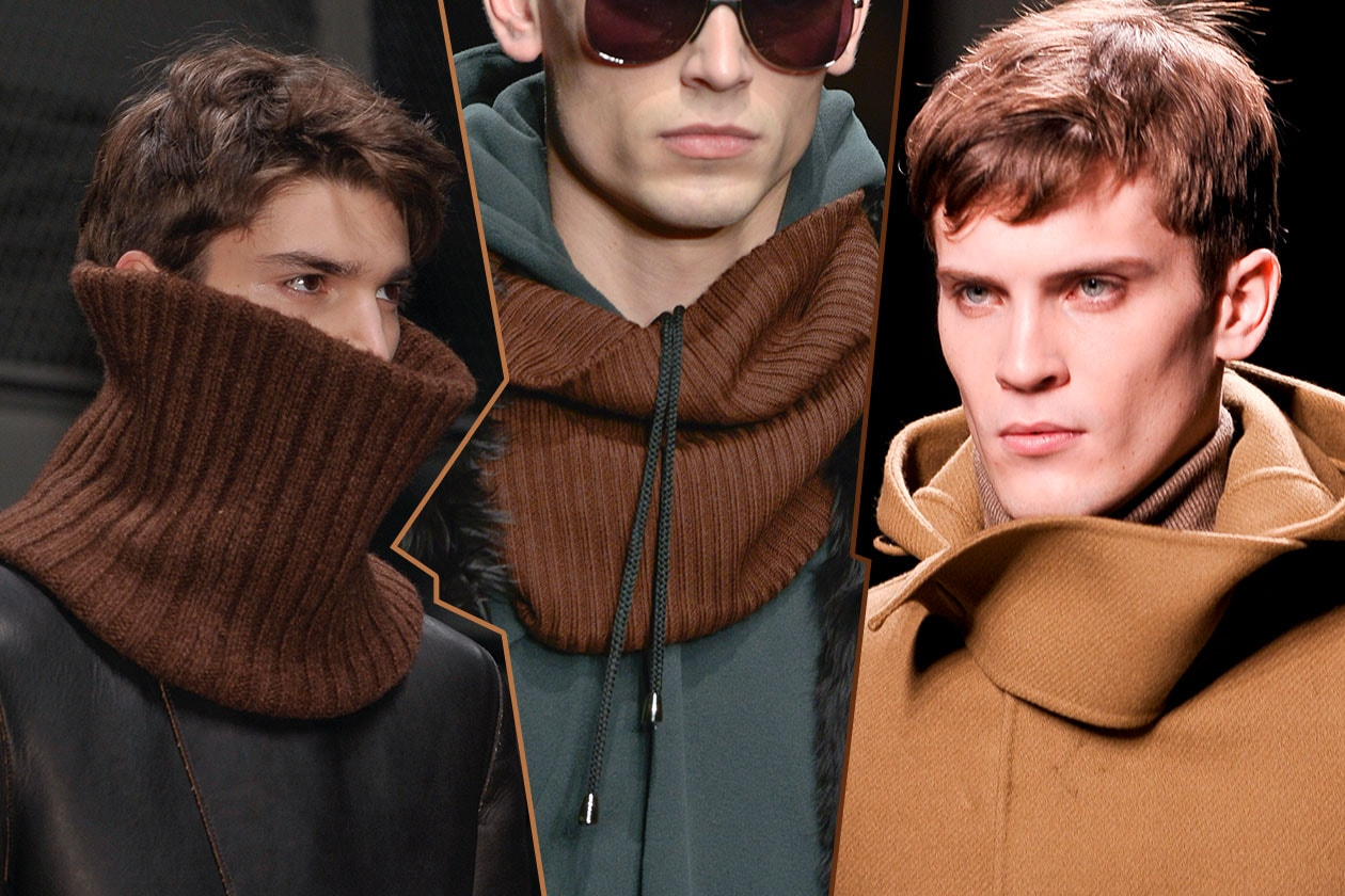 Fashion Accessori temi al maschile Presi per la gola