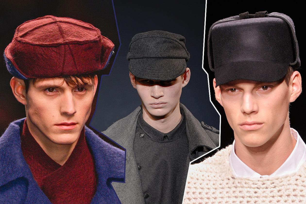 Fashion Accessori temi al maschile Berretto d'Oriente