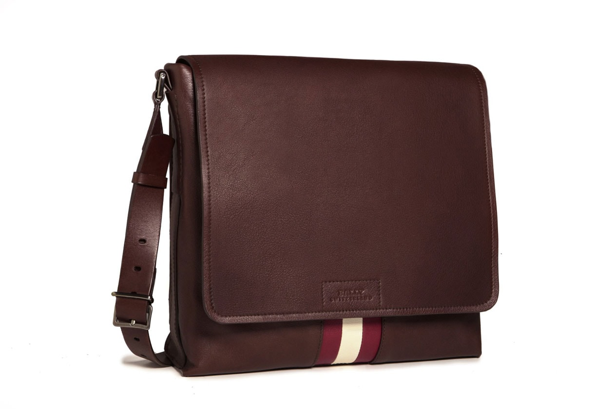 STRIPE BANKS CHESTNUT (Larg