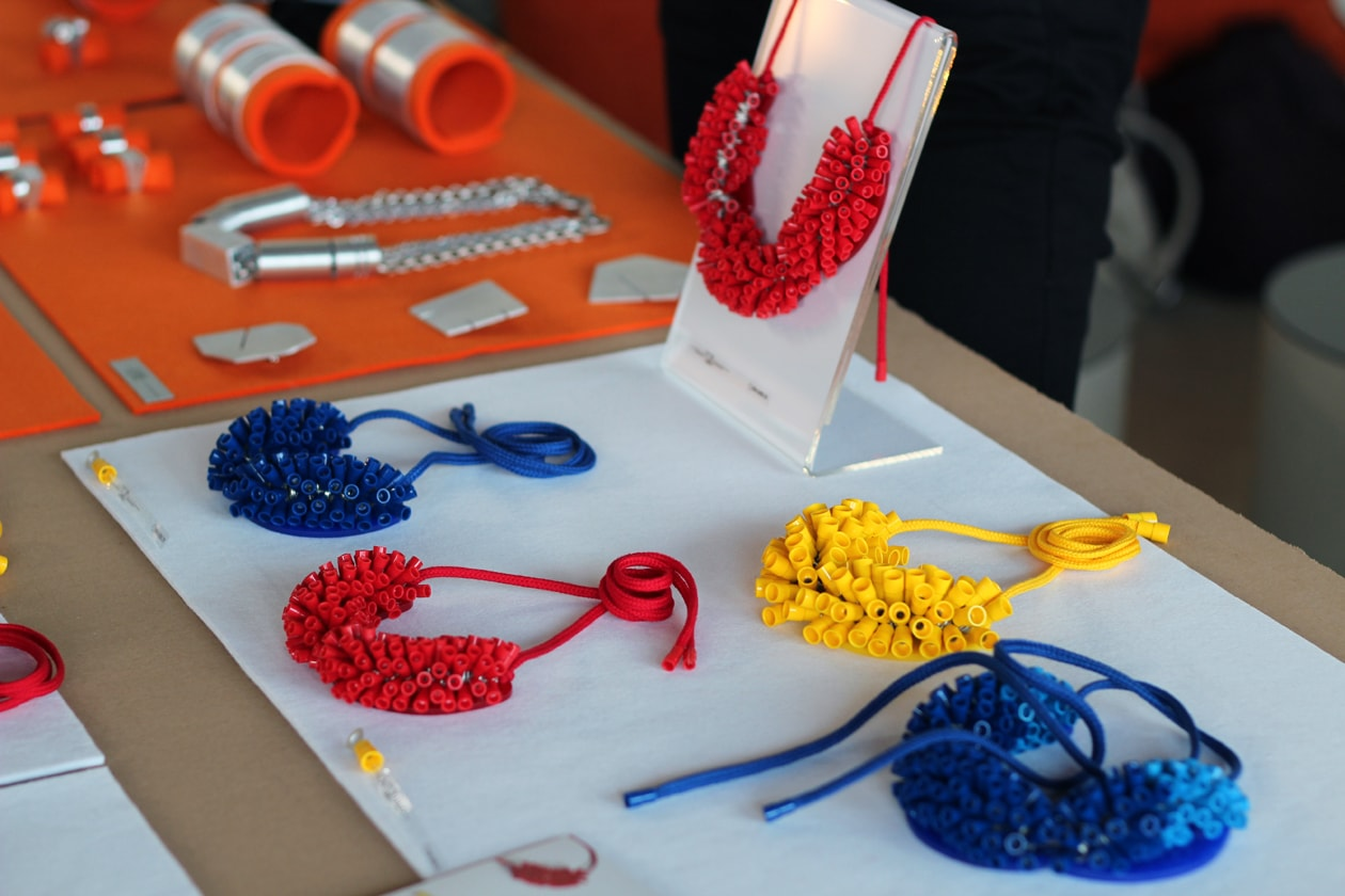 bijoux colorati e sostenibili di Volt