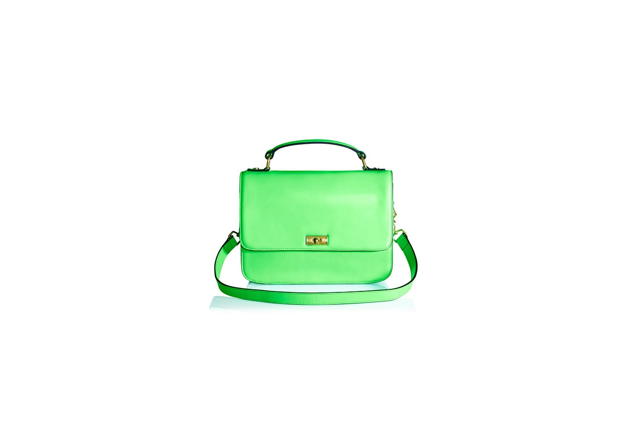 borsa verde mela j