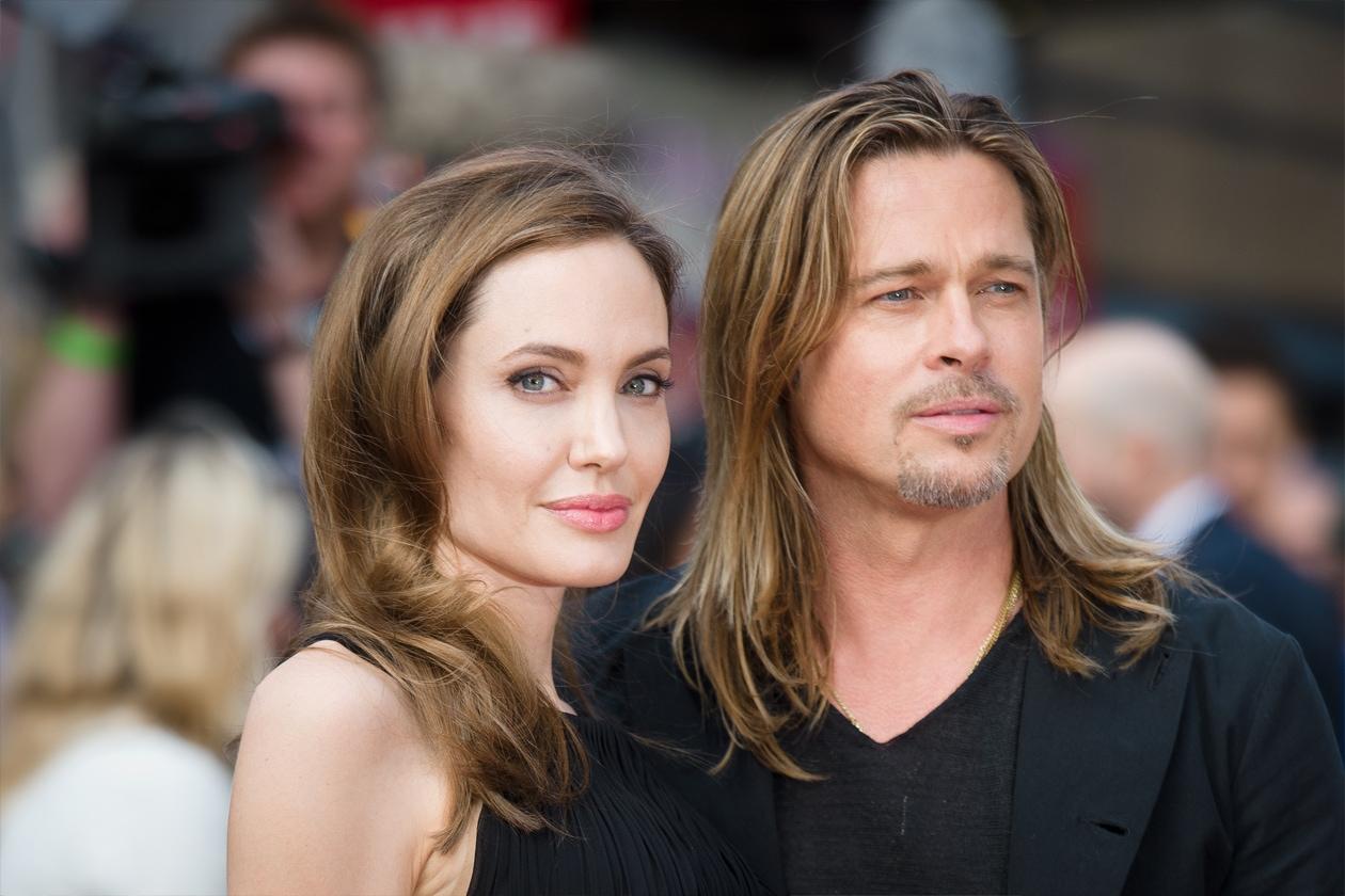 Dove si è presentato al fianco di Angelina Jolie, alla sua prima apparizione pubblica dopo la notizia della mastectomia