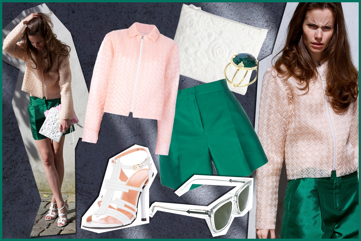 Shopping con Charlotte: get shorty!