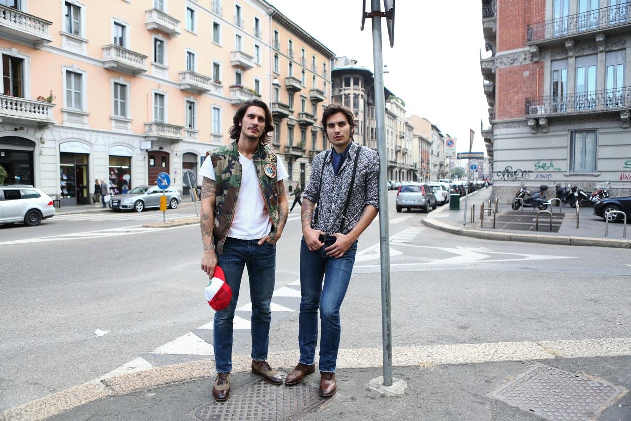 Sebastiano e Sergio: regole sì, ma a modo nostro