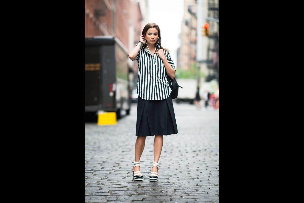 I trend di street style dalla Grande Mela