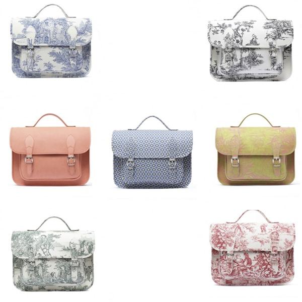 le grenier de vivi: le nuove borse dall'animo gentile