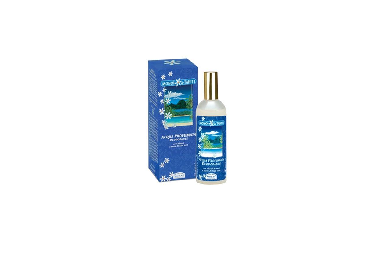 monoi de tahiti acqua profumata deodorante