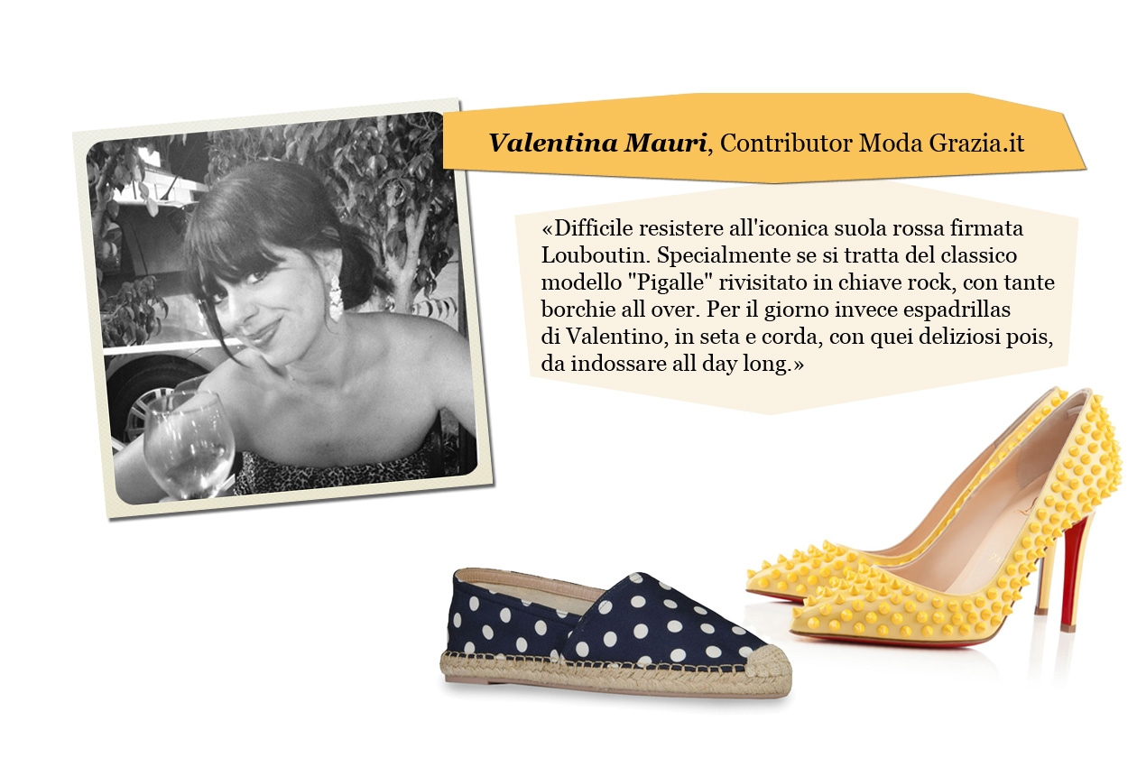 14 valentina scarpe