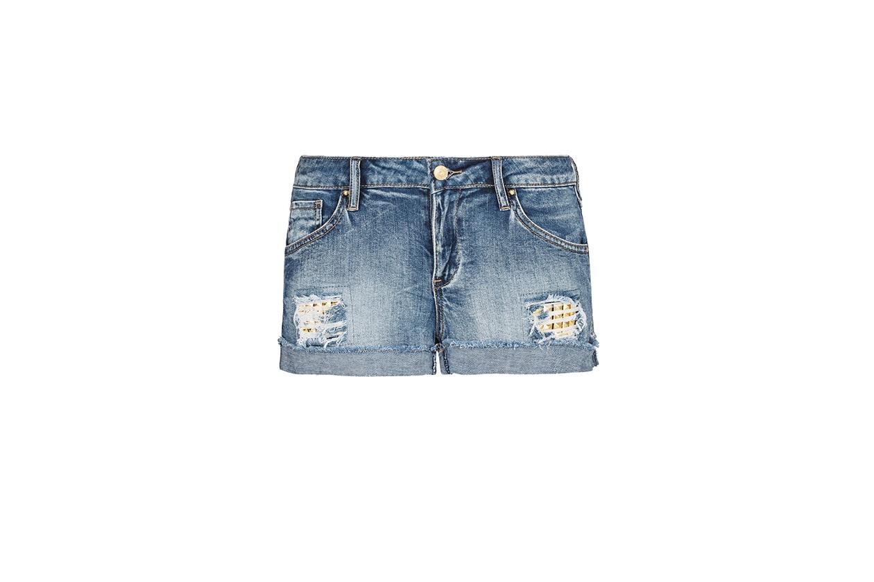 01 Fashion Shorts Denim mango