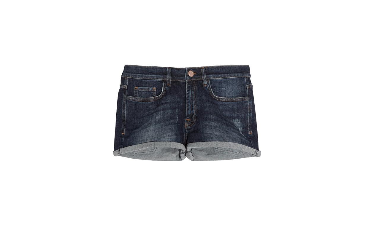 01 Fashion Shorts Denim victoria beckham