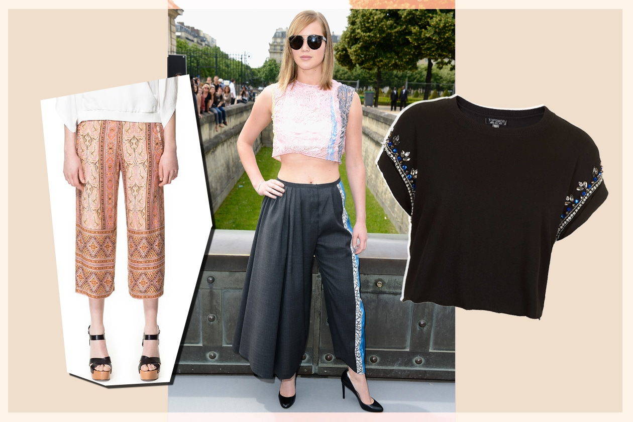 01 cropped top cropped pants