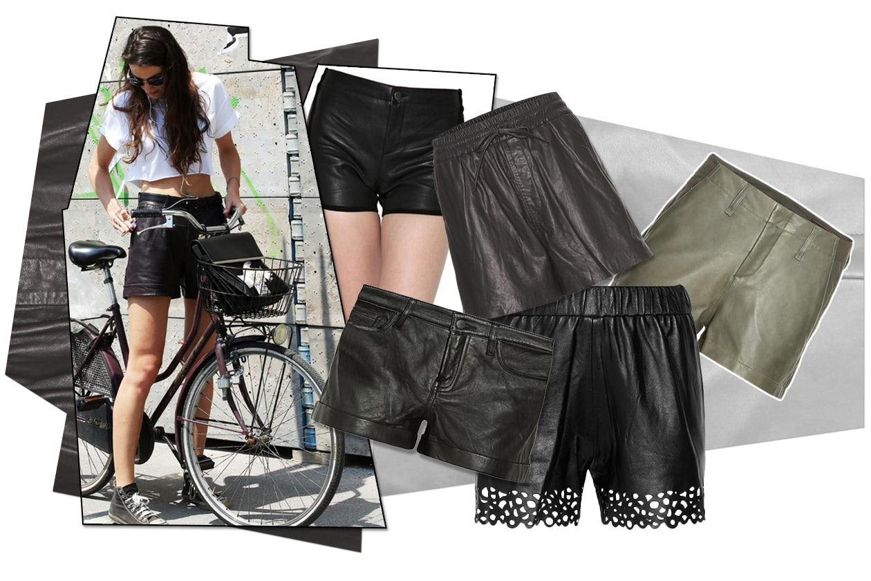 03 Fashion Shorts Pelle 00 Collage