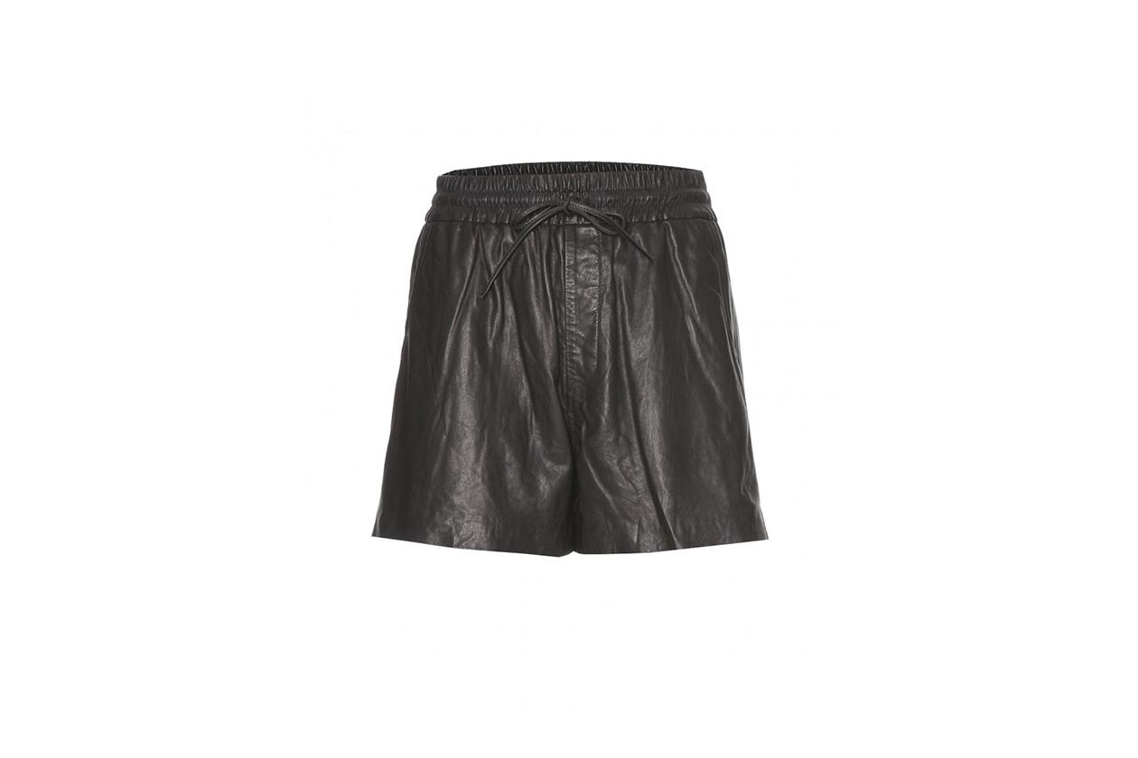 03 Fashion Shorts Pelle helmut lang