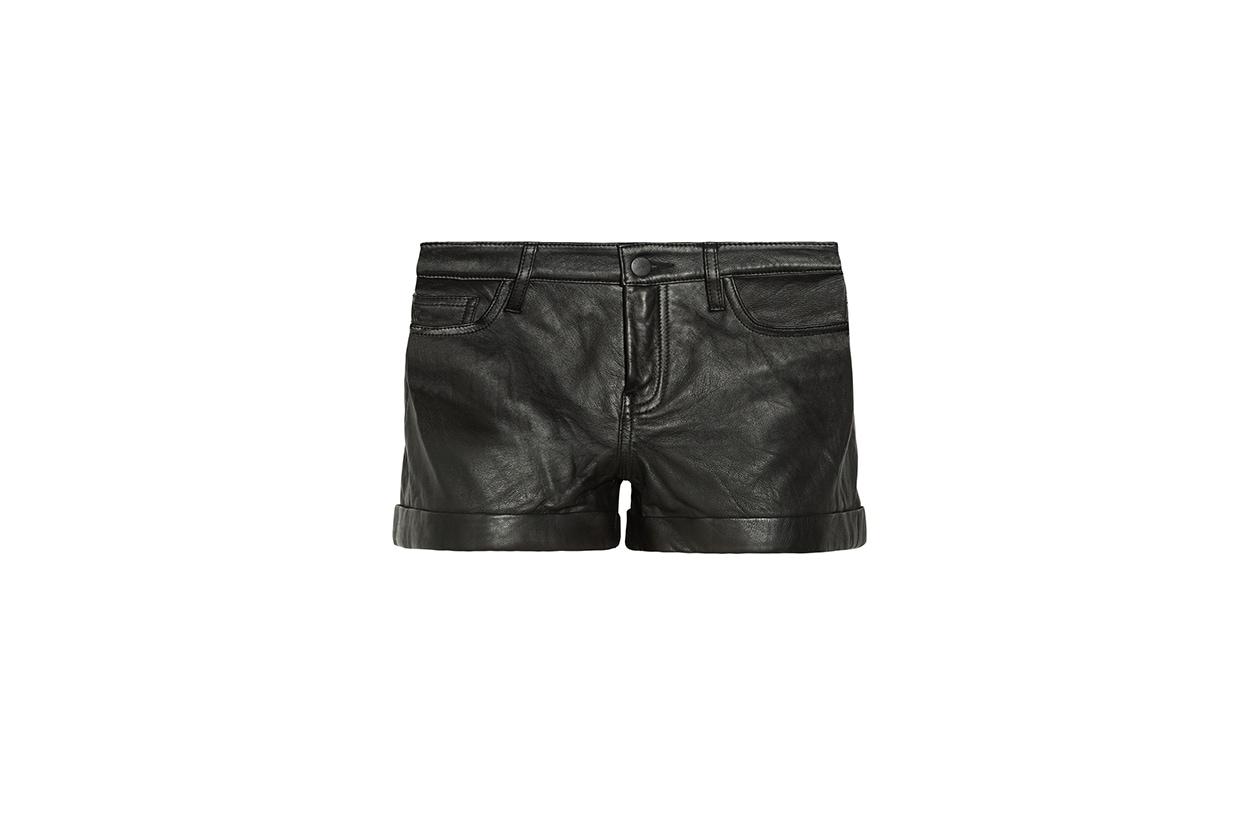 03 Fashion Shorts Pelle theory