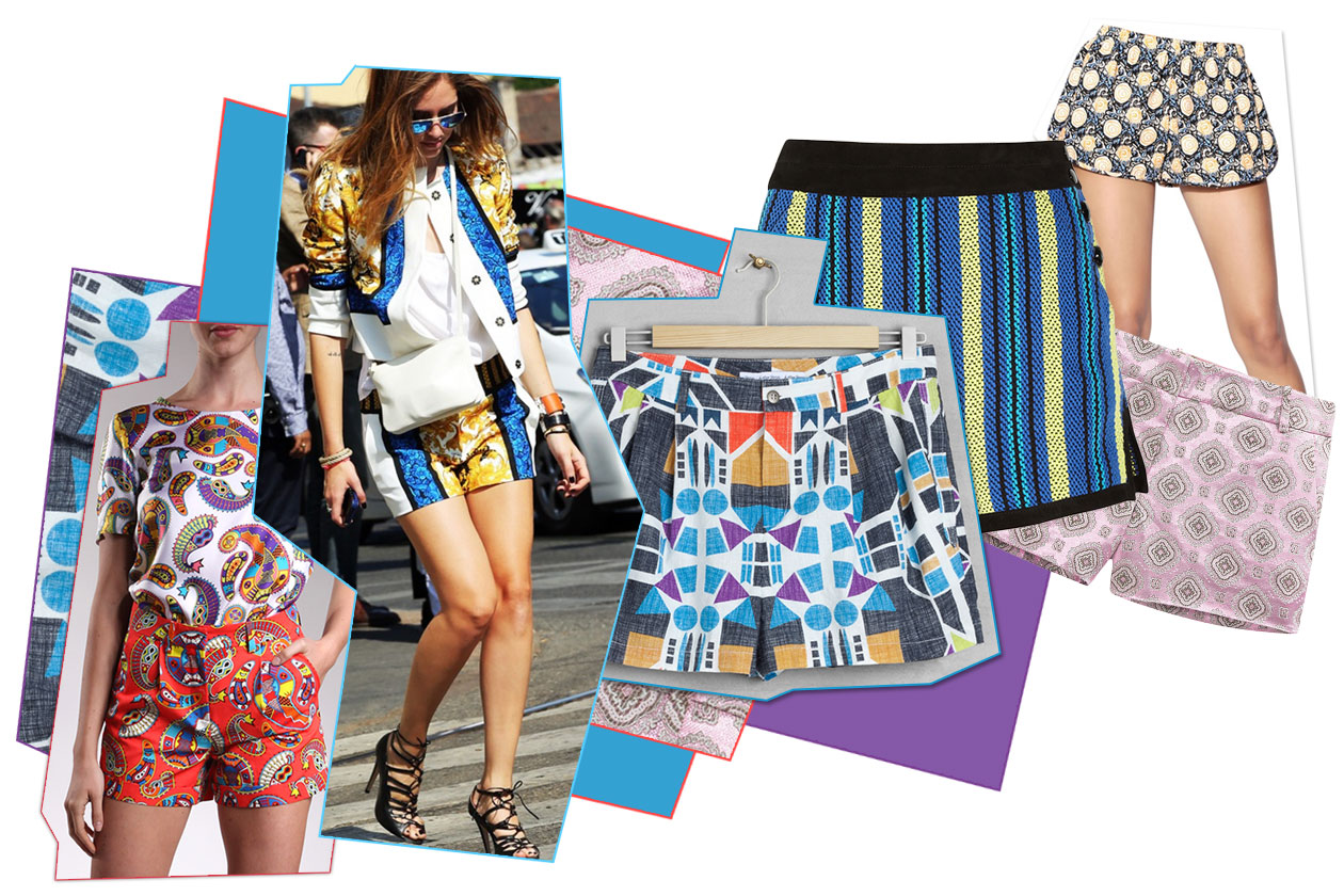04 Fashion Shorts Printed 00 Collage