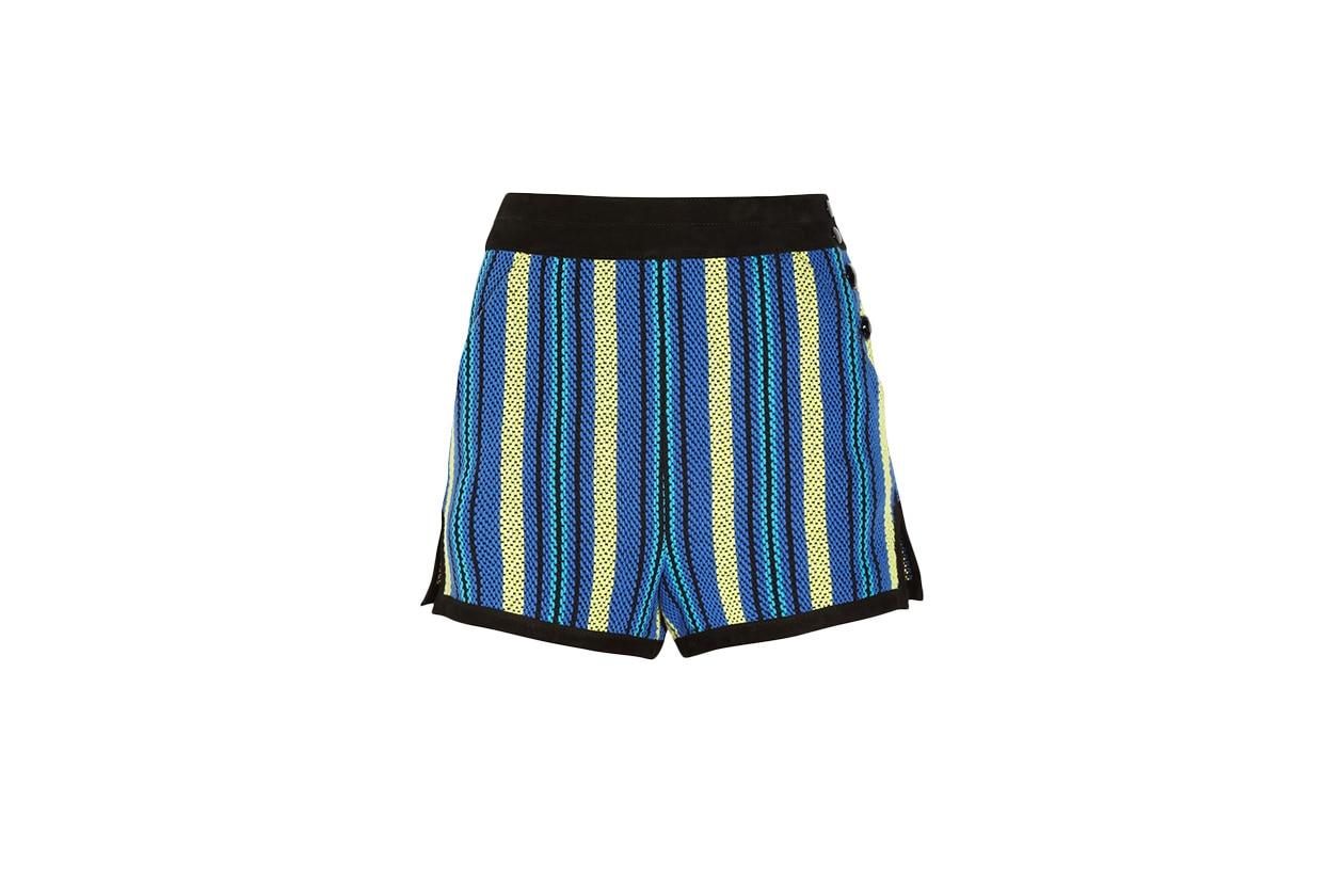 04 Fashion Shorts Printed proenza schouler