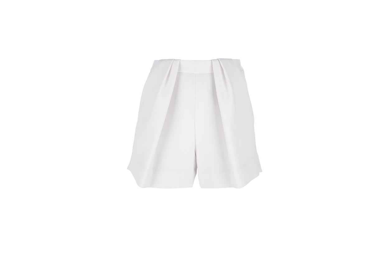 05 Fashion Shorts White chloe