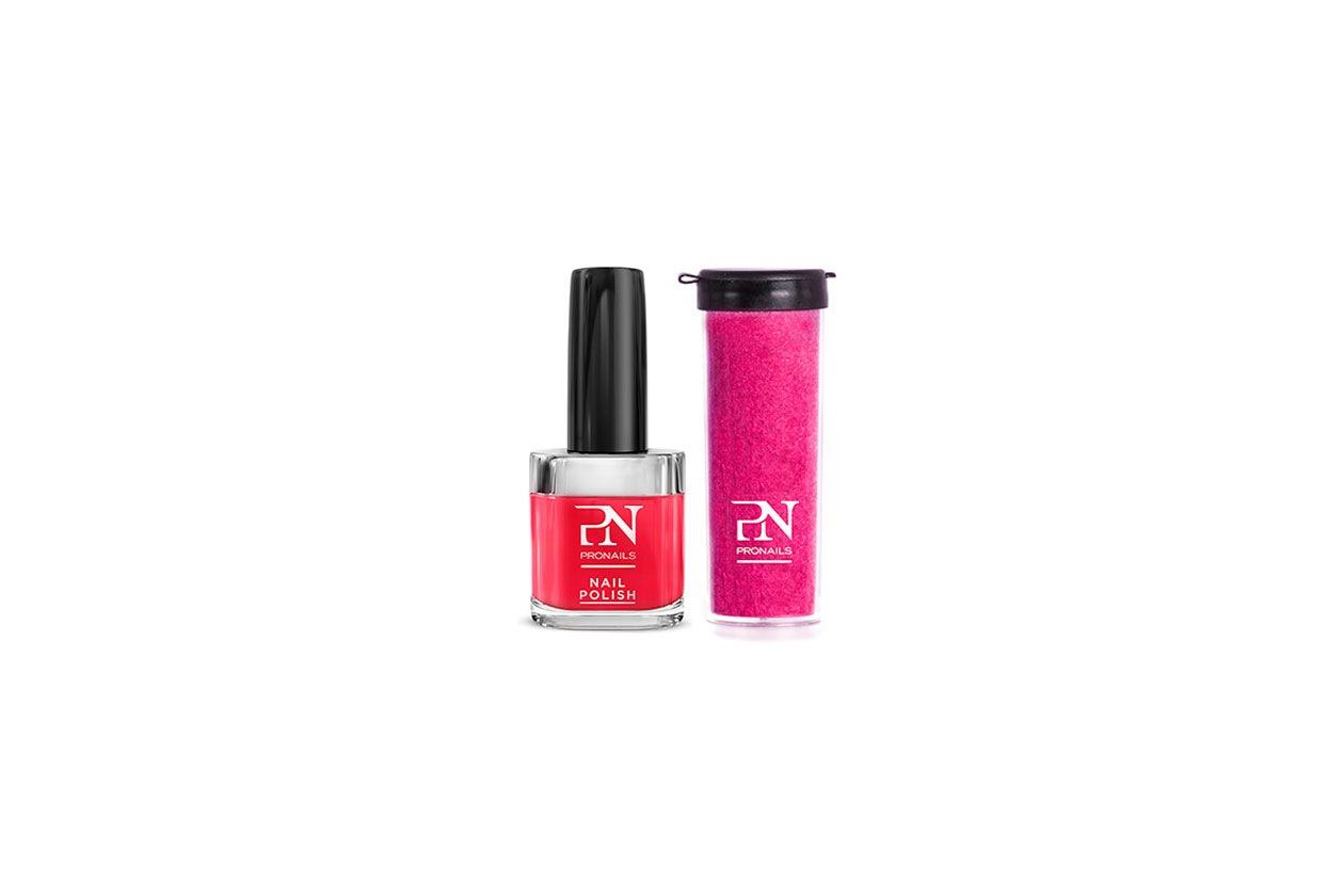 1 Fluffs to Puff Neon Pink