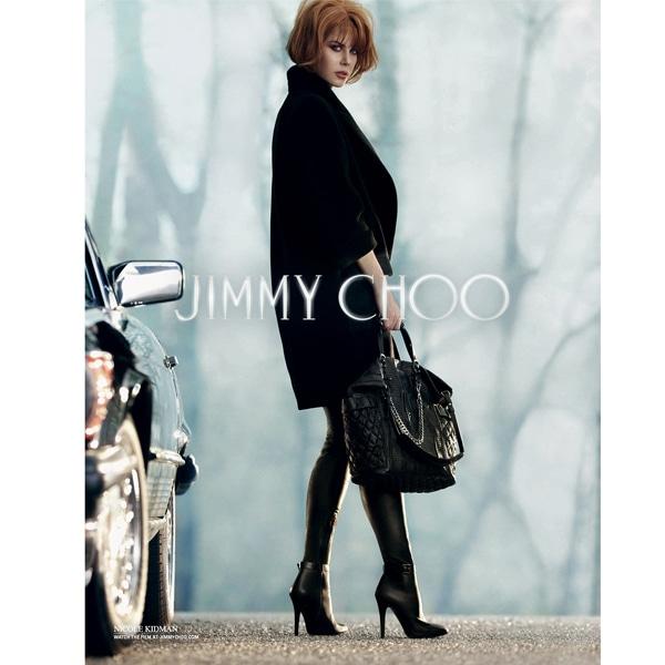 Jimmy Choo: la nuova campagna pubblicitaria