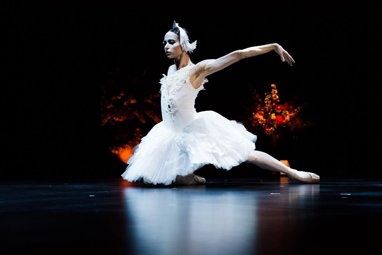 Ballerina Diana Vishneva