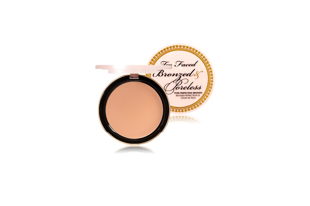 Beauty Make up in città Beauty aereo Too Faced Bronzed&amp Poreless